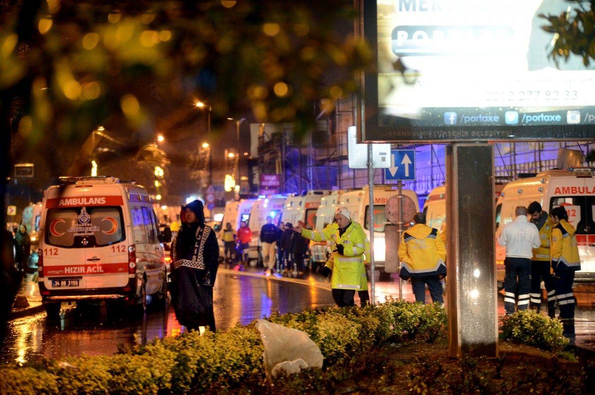 Напад у Стамбулі / REUTERS