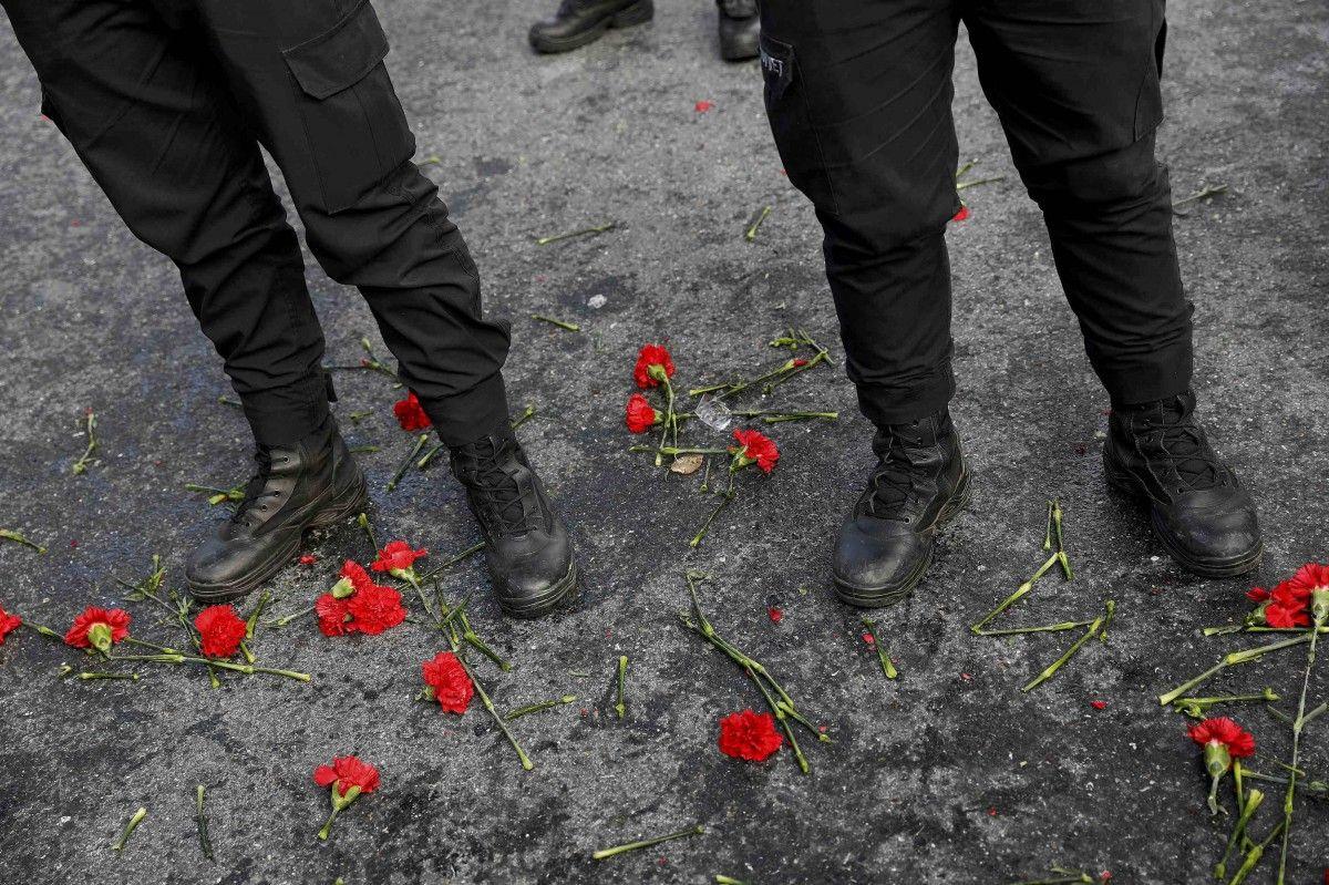 Теракт в Стамбуле / REUTERS