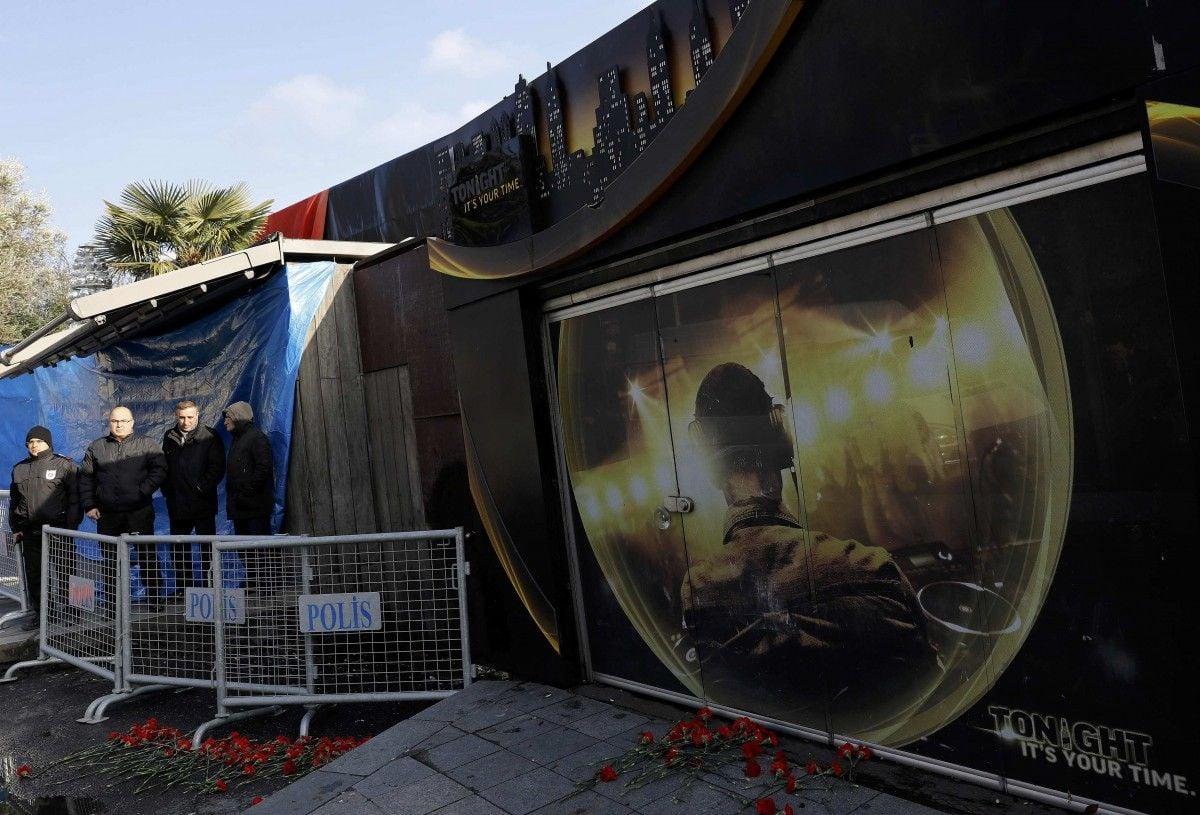 Ночной клуб в Стамбуле, где убили 39 человек / REUTERS