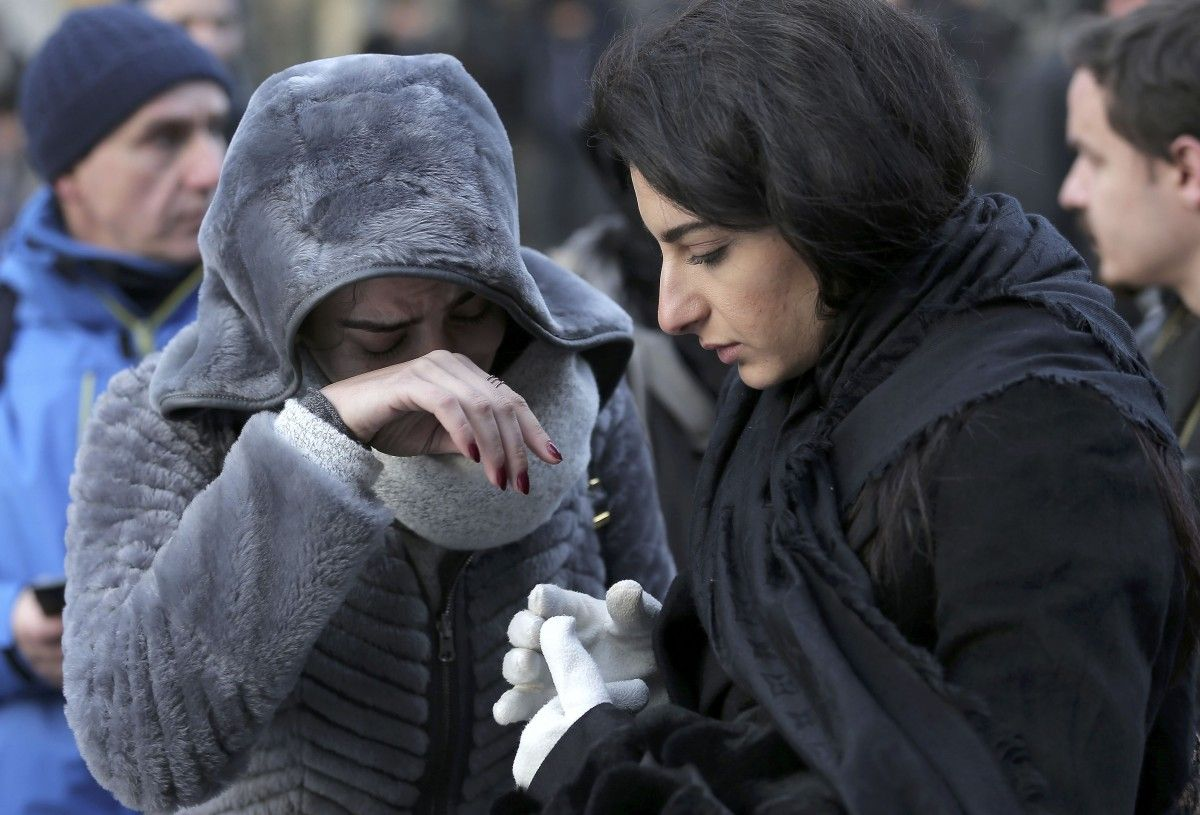 Стамбул после теракта / REUTERS