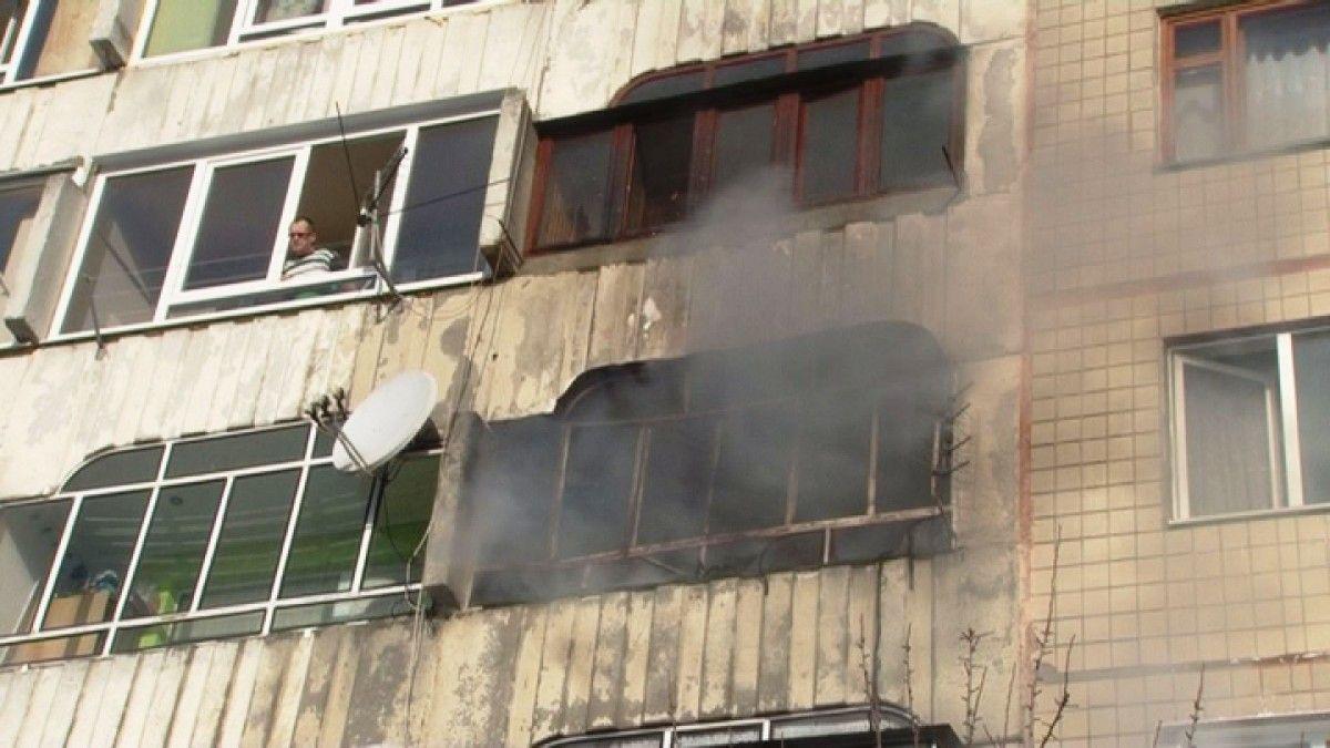 К ликвидации были привлечены 18 пожарных и 4 единицы специальной техники / dsns.gov.ua