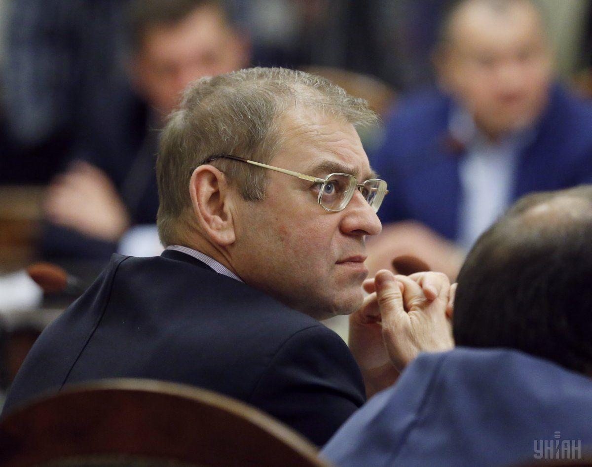 ДБР направило до суду обвинувальний акт стосовно Пашинського/ фото УНІАН