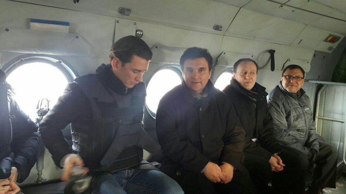 Чиновники посетят Мариуполь / twitter.com/mfa_ukraine