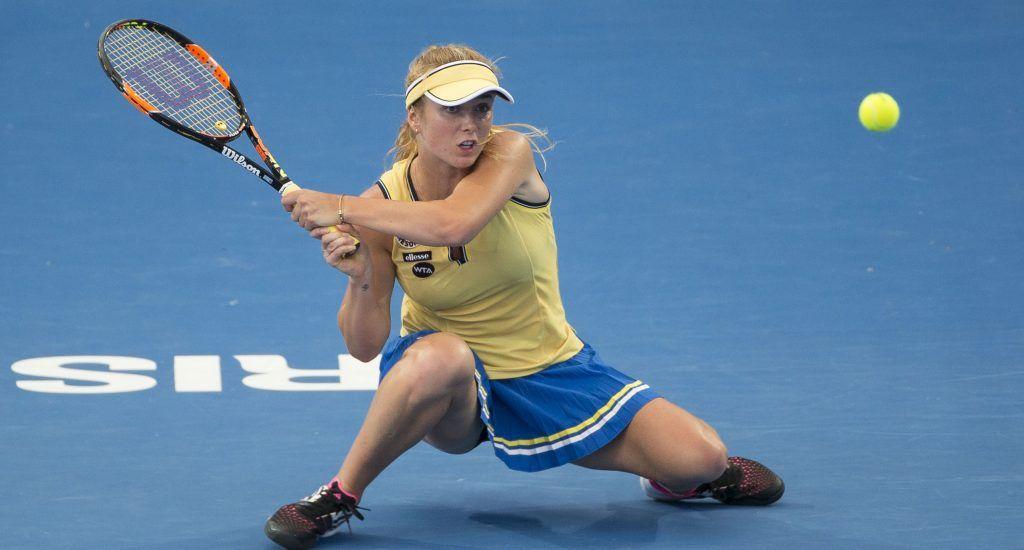Свитолина в четвертьфинале может сыграть с сильнейшей теннисисткой мира Кербер / brisbaneinternational.com.au