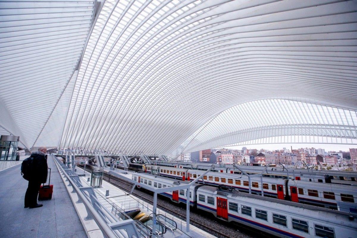 В Бельгии хотят ввести более строгий контроль над пассажирами / DPA