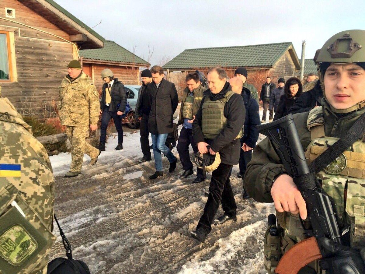 Курц: Ми повинні продовжувати підтримувати зусилля СММ ОБСЄ в Україні / Фото twitter.com/mfa_ukraine