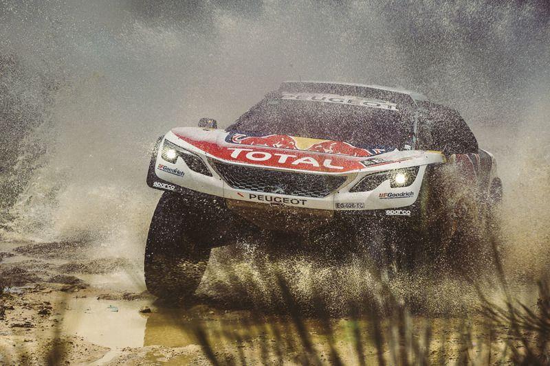 Леб вышел в лидеры ралли / motorsport.com