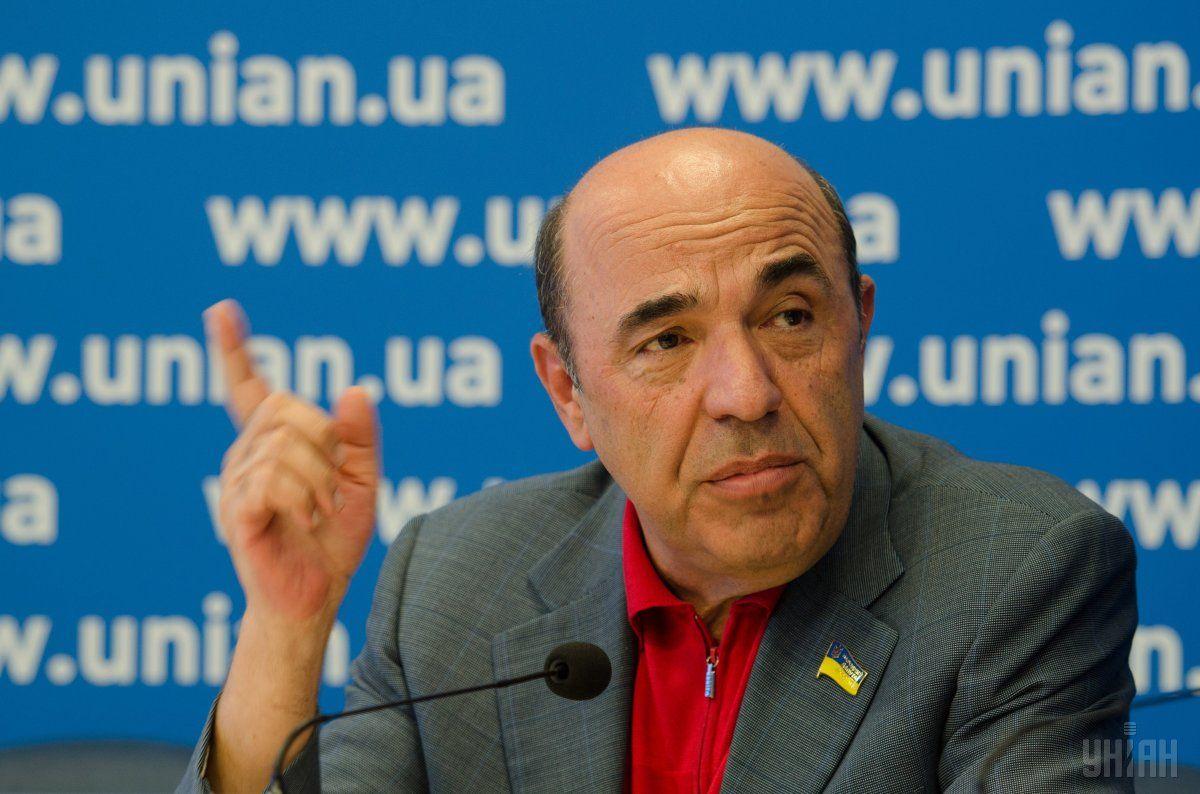 Рабинович указал неправдивые данные в декларации за 2015 год / фото УНИАН