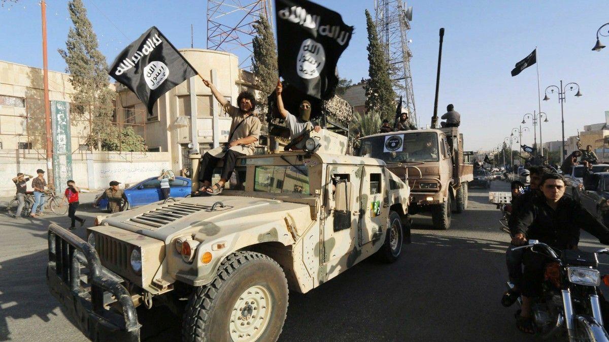ИГИЛ – это инструмент в руках режима Асада, России и Ирана / Иллюстрация REUTERS