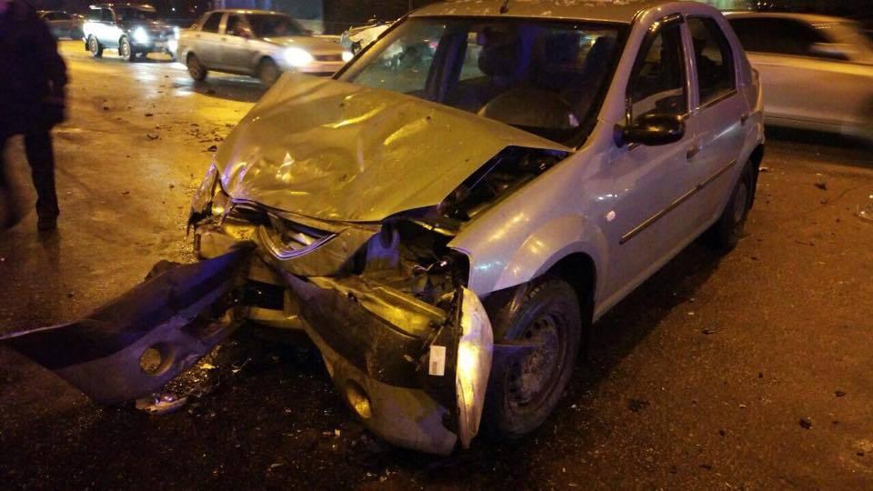 ДТП произошло сегодня вечером / facebook.com/kharkivpolice