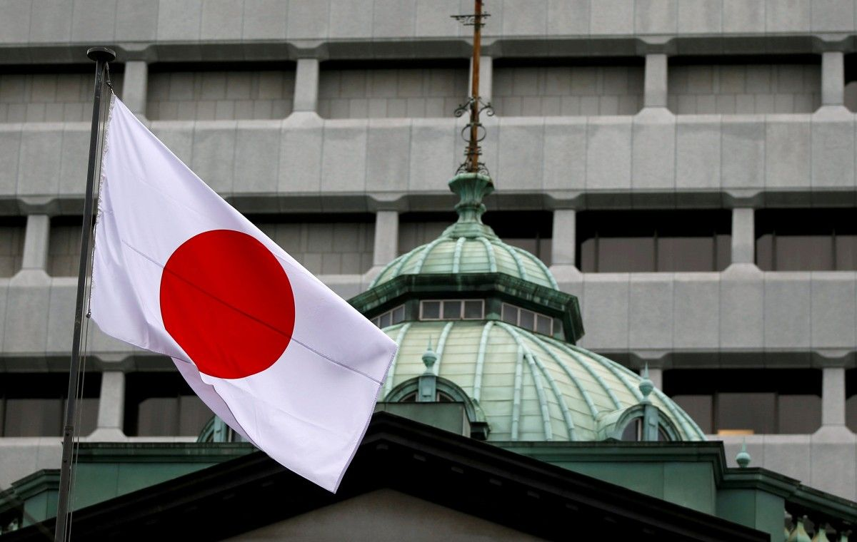 Ukraine wants to intensify military cooperation with Japan / REUTERS