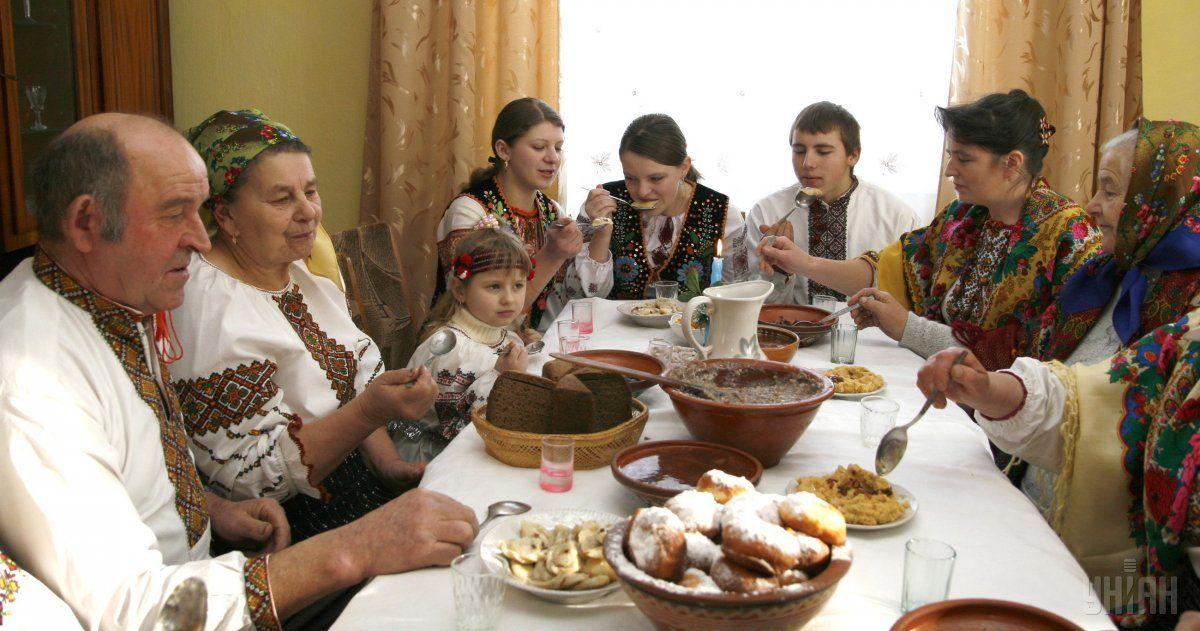 На Сочельник завершается Филипповский, или Рождественский пост / Фото УНИАН