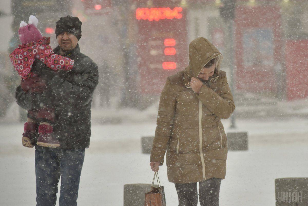 У Києві завтра очікуються опади / УНІАН