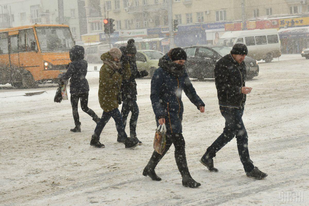 Сьогодні і завтра в Україні очікується сильний вітер / УНІАН