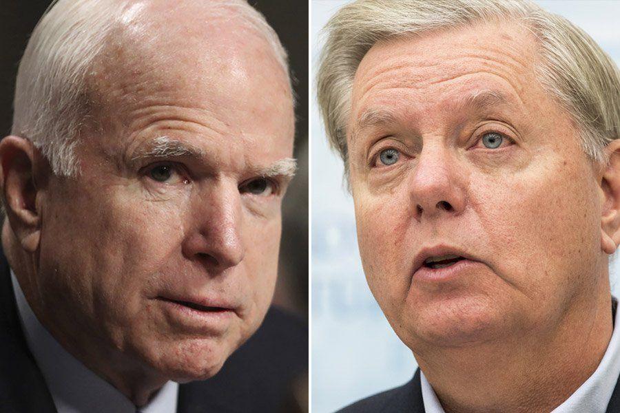 Маккейн сказал, что он поддерживает продолжение расследования хакерских атак / time.com