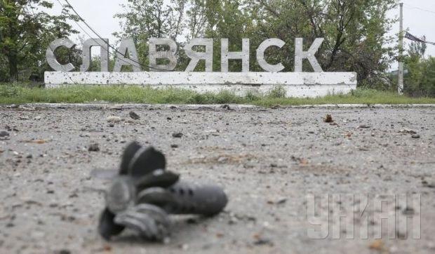 Боевики рассказади о подпольной ячейке в Славянске / УНИАН