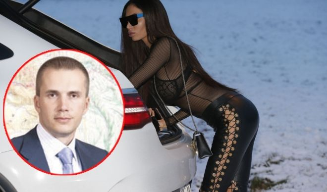 Yanukovych's son met a Serbian model last year / iPhoto from nformer.rs