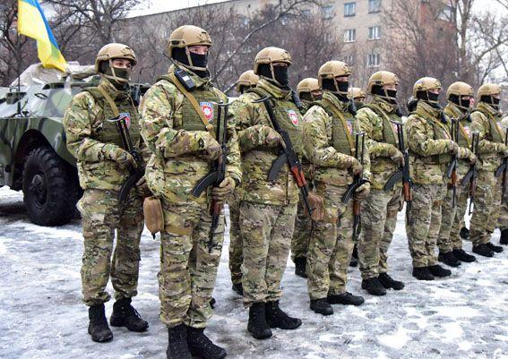 Бойцы шли к этому около года / dn.npu.gov.ua