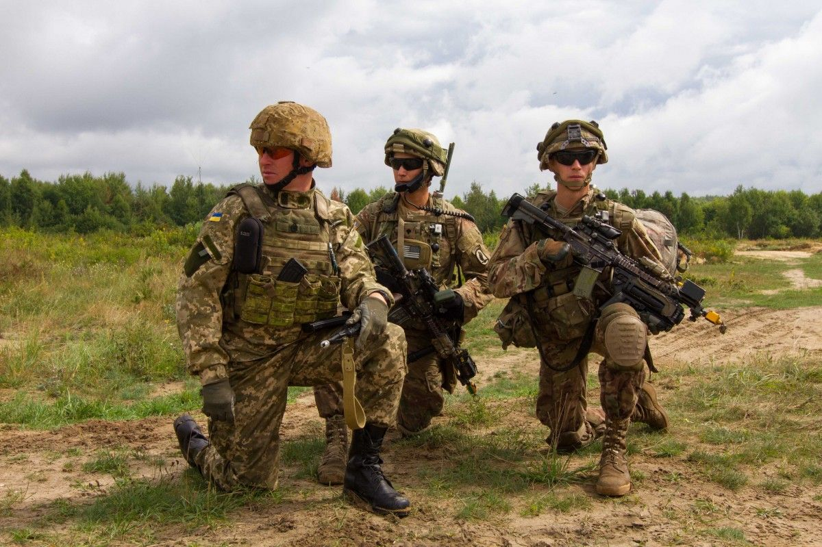 В Украине наладят производство винтовок / Укроборонпром