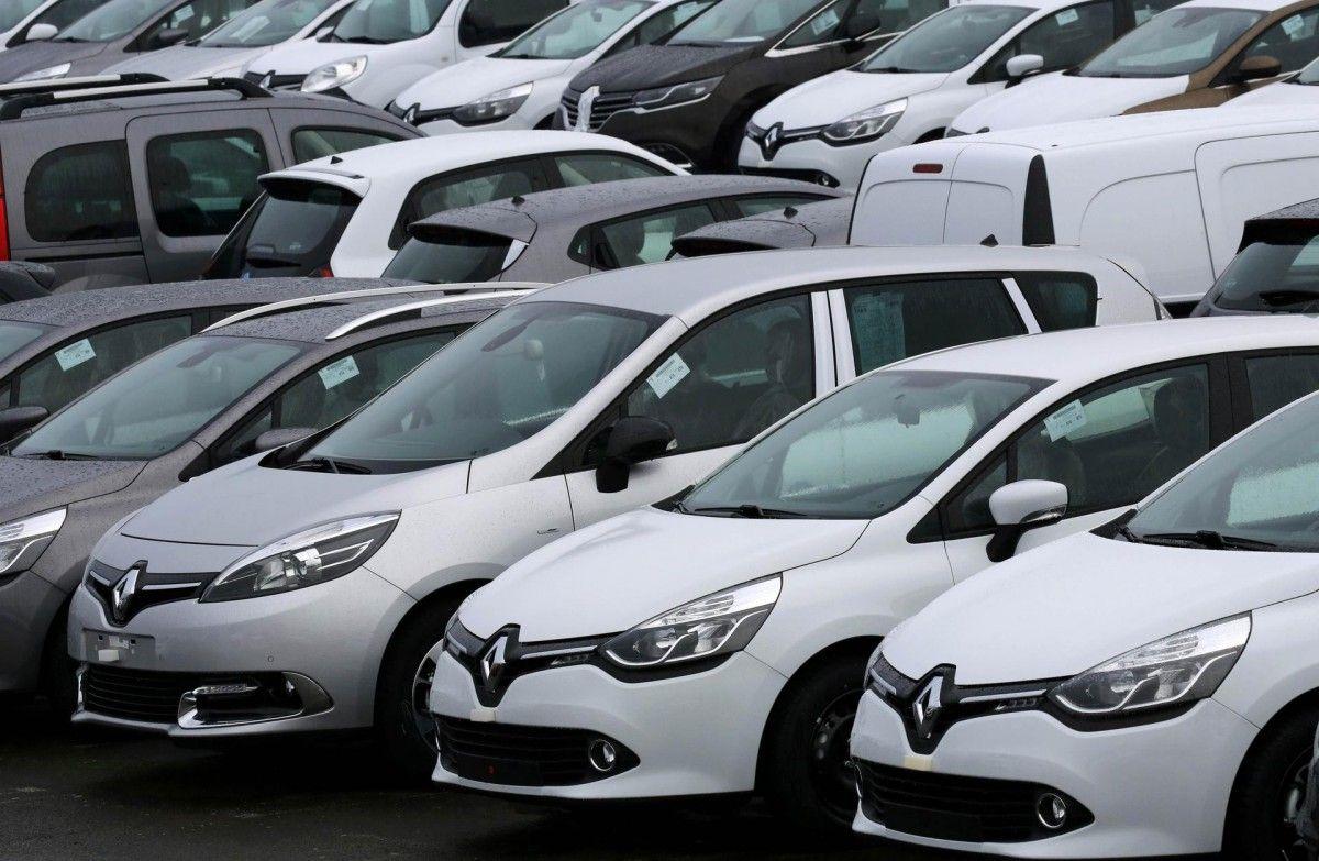 Самой популярной маркой автомобиля в Украине стала Renault / REUTERS