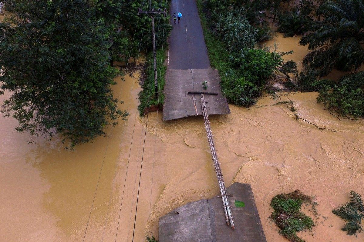 Повінь у Таїланді / Reuters