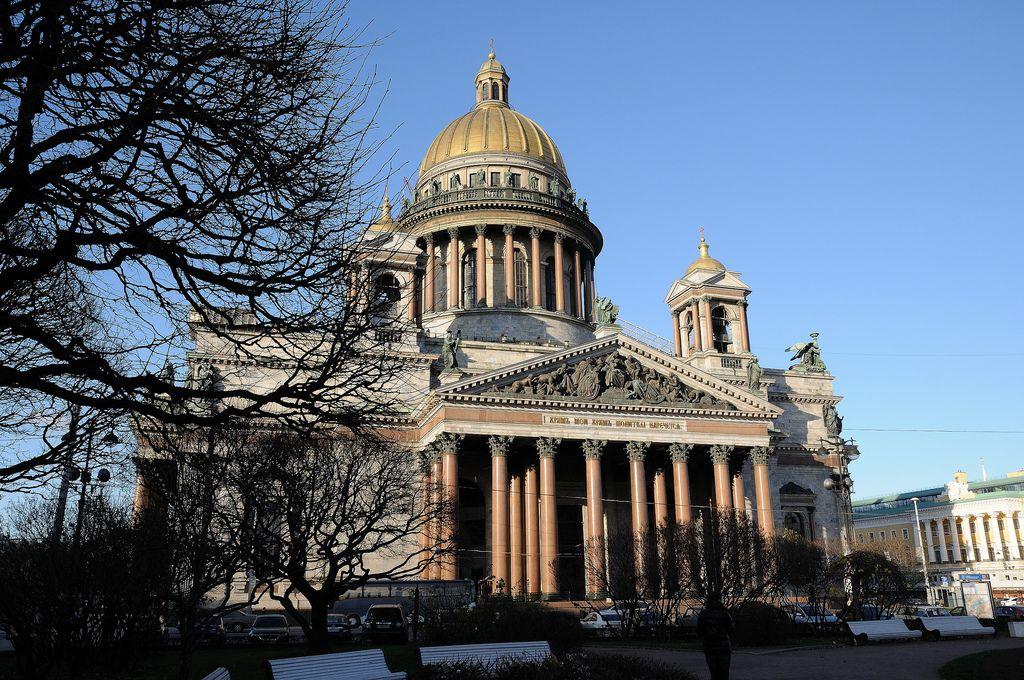 Петербург залишиться юридичним власником Ісаакіївського собору / Фото Matěj Humpál via flickr.com