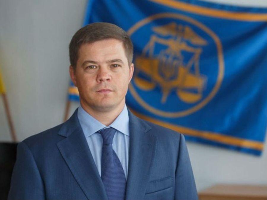Сергій Тупальський від СБУ працював у Одесі на митниці/ фото depo.ua