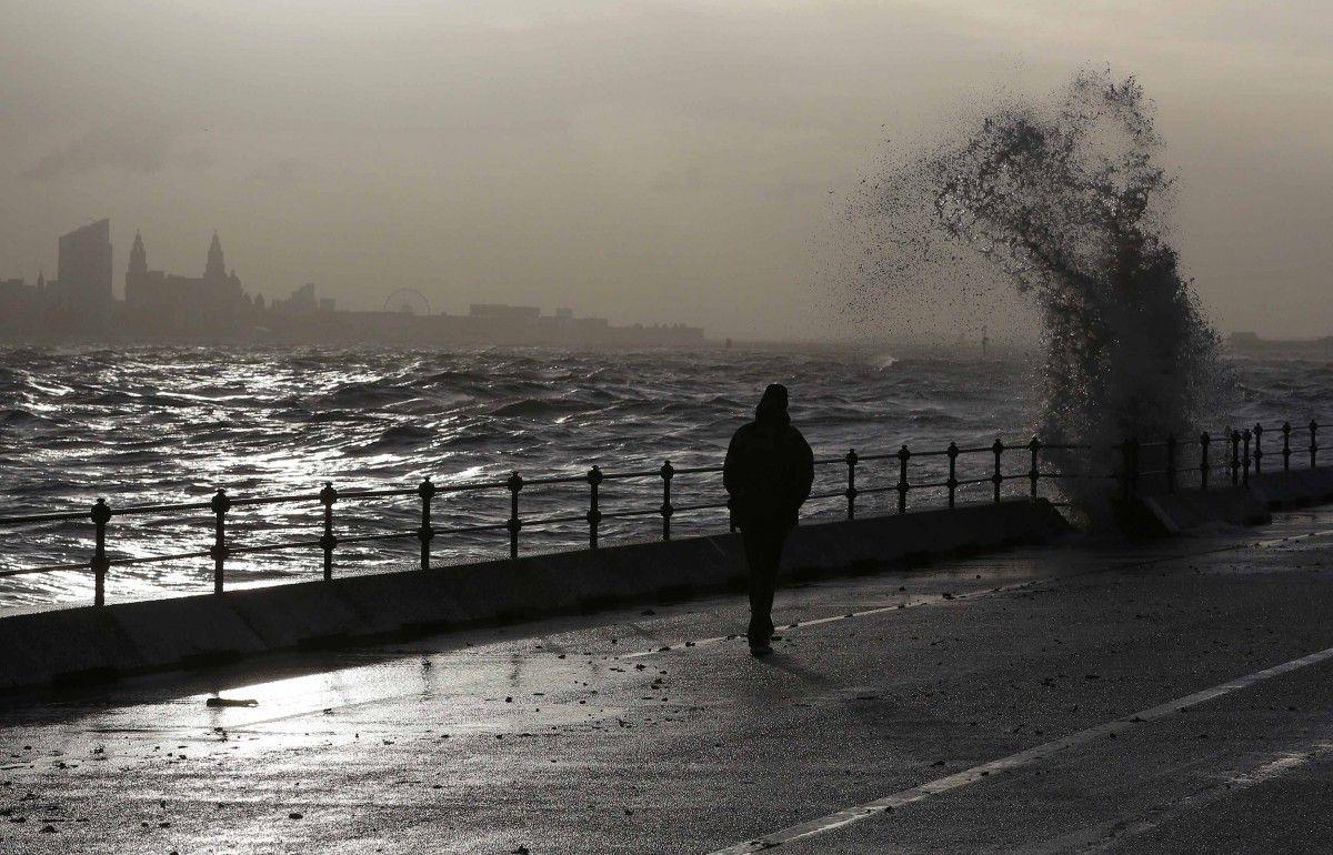 Шторм у Британії / Reuters