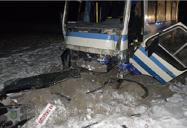 За рулем транспортного средства находился 59-летний житель луцка / фото vl.npu.gov.ua