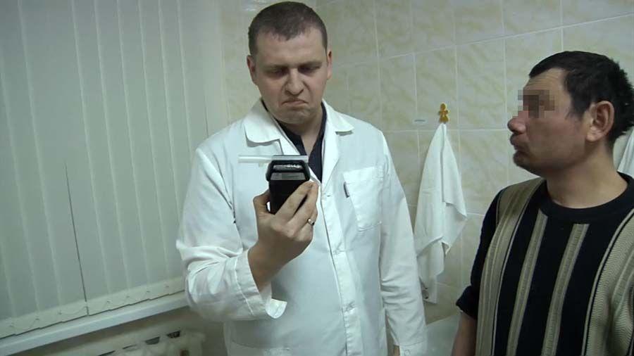 Результат поставил врача вытрезвителя в тупик / chelyabinsk.74.ru