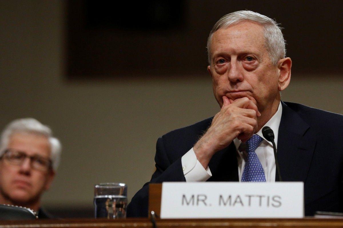 Джеймс Мэттис рассказал, чем грозит миру война между Россией и США в Сирии