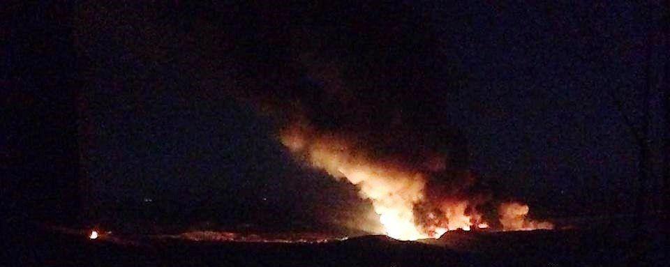 У Сирії звинуватили Ізраїль в обстрілі аеродрому / twitter.com/hadialbahra