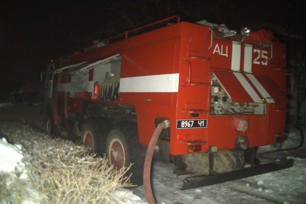 Один человек в результате пожара погибла / kharkiv.dsns.gov.ua
