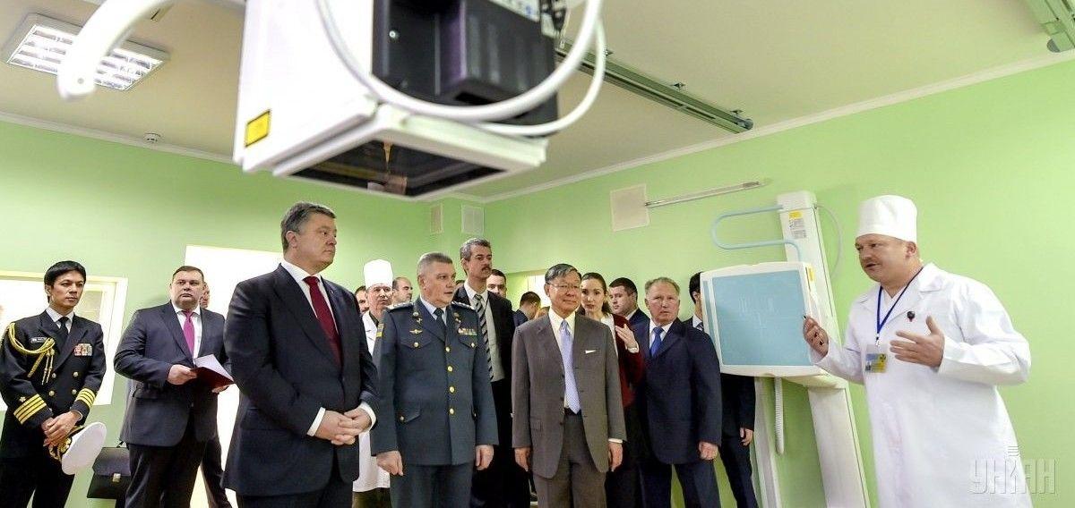 Японія надала Україні гранти / Фото: УНІАН