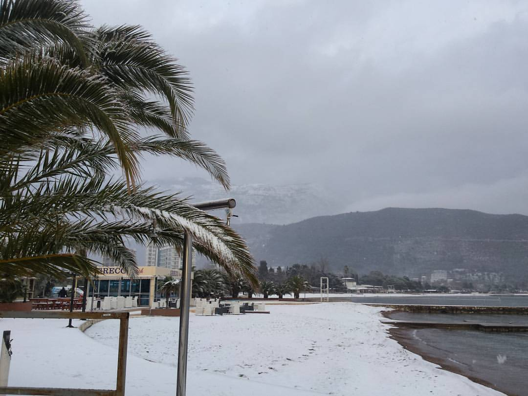 У Болгарії замерзло Чорне море / National Geographic