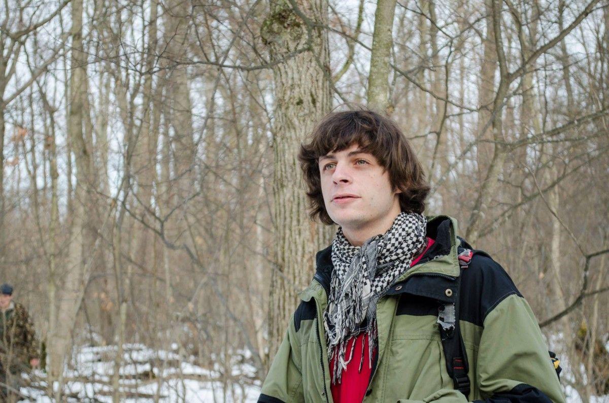 Плига констатує, що з дубовими лісами в Україні ситуація взагалі катастрофічна / facebook.com/vafdog