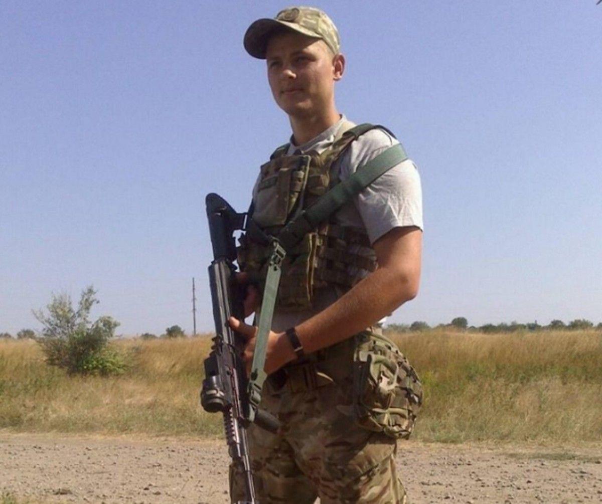 Погибший сержант Сергей Сонько / hromadske.ua