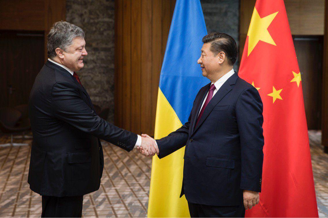 Украина заинтересована принимать активное участие в инициативе Китая