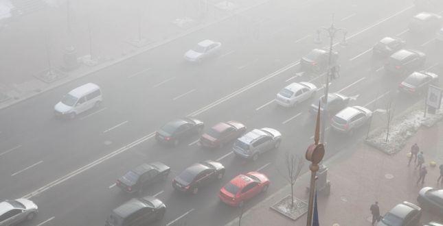 Київ знову опинився у рейтингу міст з найбруднішим повітрям/ Фото: kievcity.gov.ua