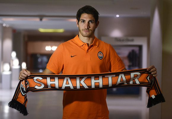 Густаво Бланко-Лещук подписал с Шахтером соглашение на 3,5 года / shakhtar.com