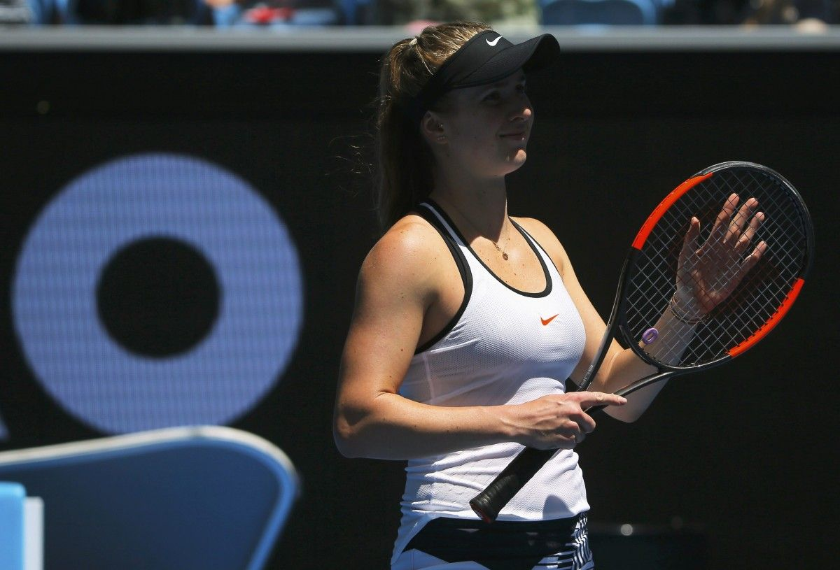 Свитолина легко справилась с оппоненткой во втором круге соревнований / Reuters