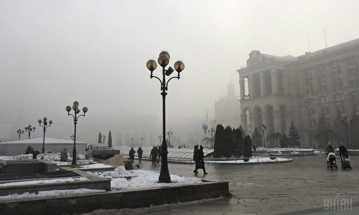 Сьогодні В Києві похолодає / УНІАН