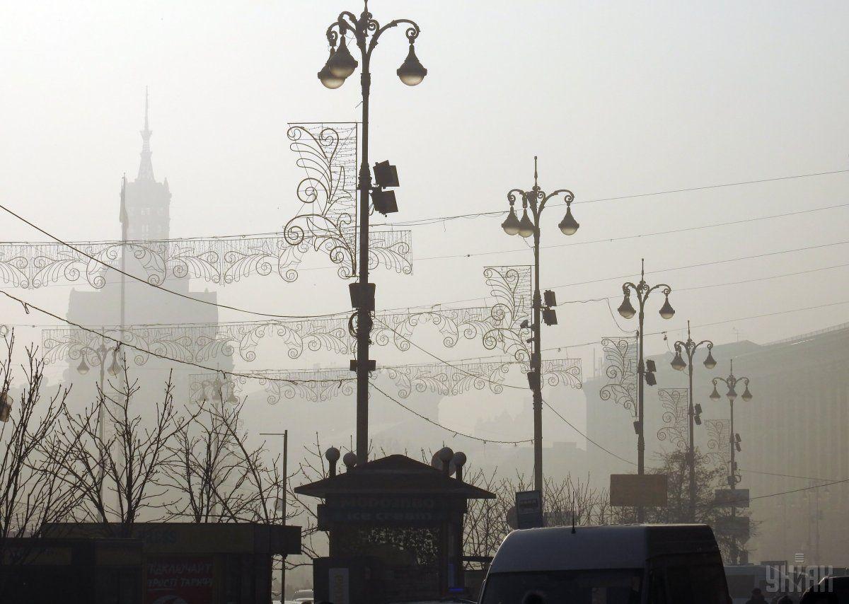 На значній території України очікується туман / фото УНІАН