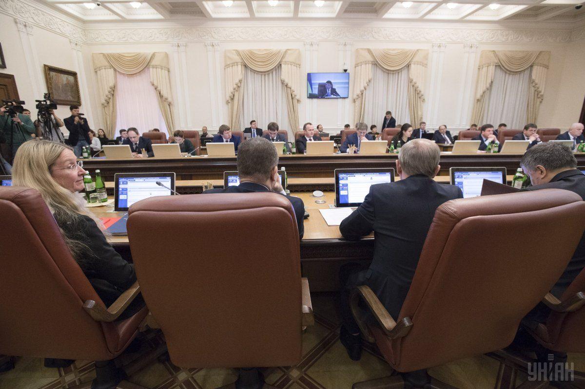 Уряд ухвалив пакет постанов для спрощення ведення бізнесу / фото УНІАН