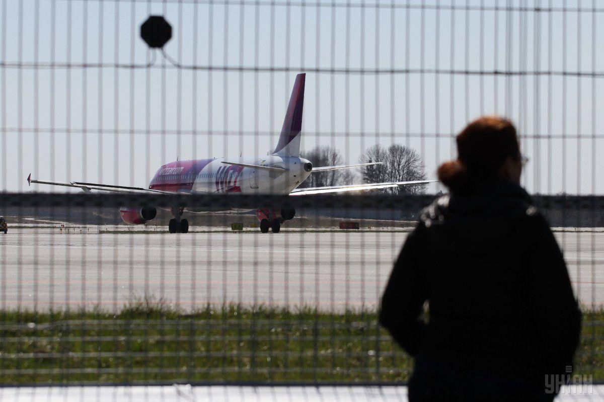 Wizz не буде літати з України мінімум до 14 квітня / Фото УНІАН