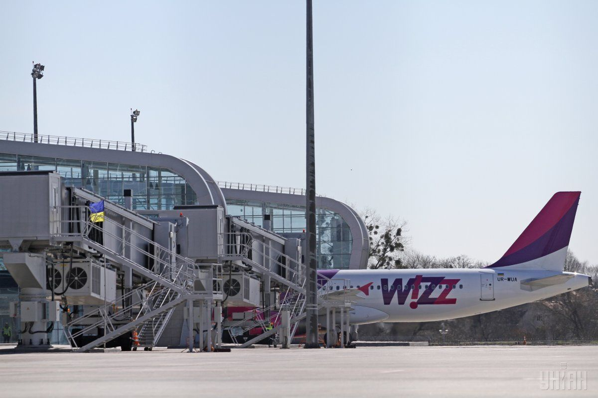 Первоначально Wizz Air планировал начать полеты из Львова в Дортмунд с 21 мая / фото УНИАН