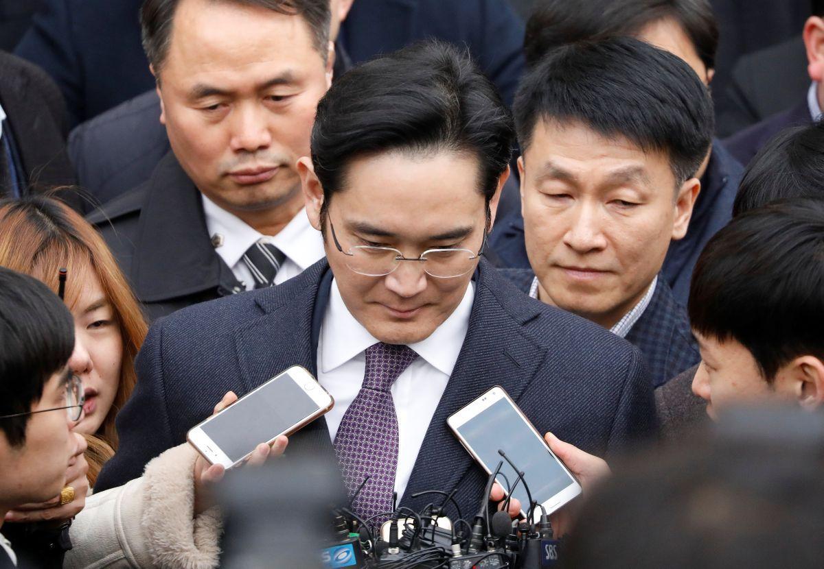 Ли Чжэ Ен / REUTERS