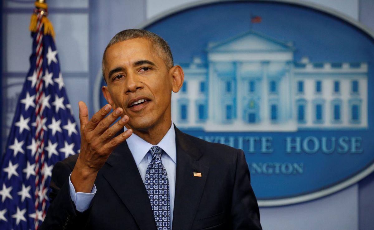 44-й президент США Барак Обама / REUTERS