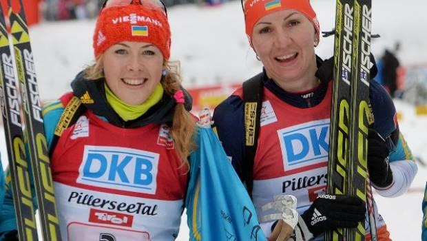 Джима та Підгрушна потрапили в 20-ку найсильніших / biathlonworld.com