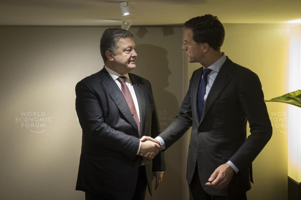 PM Rutte also stands for maintaining anti-Russia sanctions / president.gov.ua